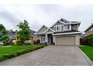 """Photo 1: 15470 111TH Avenue in Surrey: Fraser Heights House for sale in """"FRASER HEIGHTS"""" (North Surrey)  : MLS®# F1413082"""