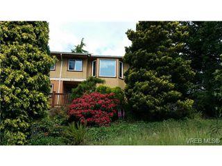 Main Photo: 842 Parklands Dr in VICTORIA: Es Gorge Vale Full Duplex for sale (Esquimalt)  : MLS®# 673678