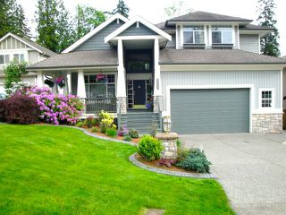Photo 1: 22766 HOLYROOD Avenue in Maple Ridge: East Central House for sale : MLS®# V1069097