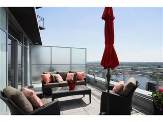 "Photo 4: 4001 1372 SEYMOUR Street in Vancouver: Downtown VW Condo for sale in ""THE MARK"" (Vancouver West)  : MLS®# V1071762"