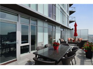"Photo 3: 4001 1372 SEYMOUR Street in Vancouver: Downtown VW Condo for sale in ""THE MARK"" (Vancouver West)  : MLS®# V1071762"