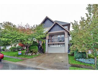 "Photo 1: 3350 HARVEST Drive in Abbotsford: Abbotsford East House for sale in ""The Highlands"" : MLS®# F1425313"