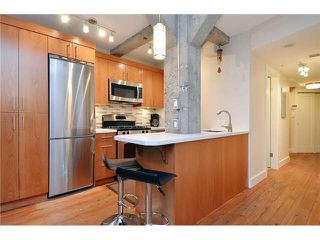 "Photo 5: 512 1216 HOMER Street in Vancouver: Yaletown Condo for sale in ""The Murchies Building"" (Vancouver West)  : MLS®# V1097645"