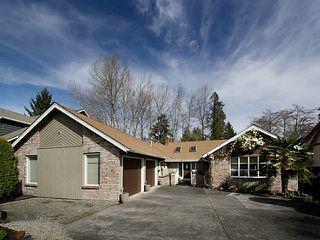 Photo 1: 5677 TIMBERVALLEY Road in Tsawwassen: Tsawwassen East House for sale : MLS®# V1111333