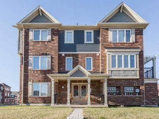 Photo 1: 22 Ganton Heights in Brampton: Northwest Brampton House (3-Storey) for sale : MLS®# W3384581