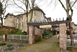 "Photo 1: 316 16137 83 Avenue in Surrey: Fleetwood Tynehead Condo for sale in ""The Fernwood"" : MLS®# R2029497"