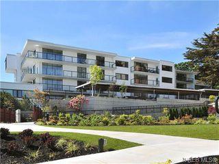 Photo 1: 507 1159 Beach Dr in VICTORIA: OB South Oak Bay Condo for sale (Oak Bay)  : MLS®# 721845