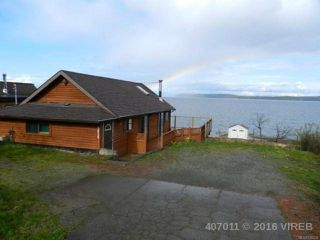 Photo 1: 5618 S ISLAND S Highway in UNION BAY: CV Union Bay/Fanny Bay House for sale (Comox Valley)  : MLS®# 728235