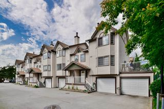 "Photo 2: 20 2352 PITT RIVER Road in Port Coquitlam: Mary Hill Townhouse for sale in ""SHAUGHNESSY ESTATES"" : MLS®# R2064551"