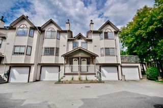 "Photo 1: 20 2352 PITT RIVER Road in Port Coquitlam: Mary Hill Townhouse for sale in ""SHAUGHNESSY ESTATES"" : MLS®# R2064551"