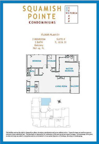 Photo 8: 205 38003 SECOND Avenue in Squamish: Downtown SQ Condo for sale : MLS®# R2082521