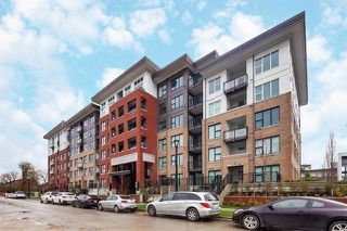"Photo 1: 106 9311 ALEXANDRA Road in Richmond: West Cambie Condo for sale in ""ALEXANDRA COURT"" : MLS®# R2085200"