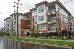 "Main Photo: 403 611 REGAN Avenue in Coquitlam: Coquitlam West Condo for sale in ""REGAN WALK"" : MLS®# R2093572"