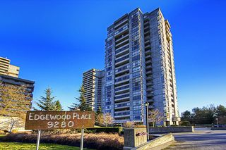 "Photo 1: 2102 9280 SALISH Court in Burnaby: Sullivan Heights Condo for sale in ""EDGEWOOD PLACE"" (Burnaby North)  : MLS®# R2099847"