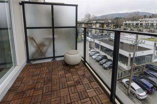 """Photo 15: 408 317 BEWICKE Avenue in North Vancouver: Hamilton Condo for sale in """"Seven Hundred"""" : MLS®# R2148389"""