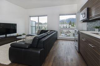 """Photo 4: 408 317 BEWICKE Avenue in North Vancouver: Hamilton Condo for sale in """"Seven Hundred"""" : MLS®# R2148389"""