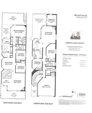"Photo 20: 985 KEIL Street: White Rock House for sale in ""White Rock East Hillside"" (South Surrey White Rock)  : MLS®# R2170325"