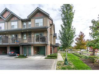"Photo 1: 72 7121 192 Street in Surrey: Clayton Townhouse for sale in ""ALLEGRO"" (Cloverdale)  : MLS®# R2212917"