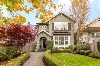"""Photo 1: 2455 CAMBRIDGE Street in Vancouver: Hastings East House for sale in """"HASTINGS SUNRISE"""" (Vancouver East)  : MLS®# R2219866"""