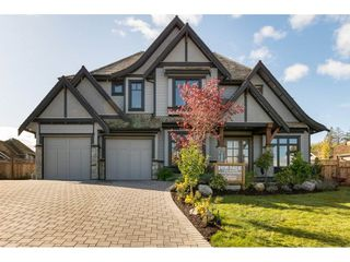 "Photo 1: 3849 159A Street in Surrey: Morgan Creek House for sale in ""Morgan Creek"" (South Surrey White Rock)  : MLS®# R2231981"
