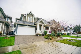 Photo 1: 17421 0A Avenue in Surrey: Pacific Douglas House for sale (South Surrey White Rock)  : MLS®# R2234326