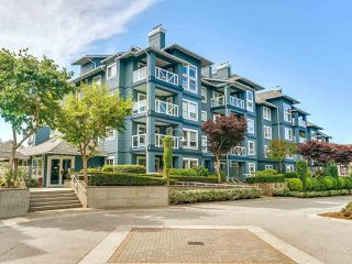 "Main Photo: 412 12911 RAILWAY Avenue in Richmond: Steveston South Condo for sale in ""THE BRITANNIA"" : MLS®# R2245014"