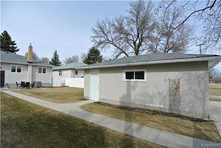 Photo 19: 410 Cabana Place in Winnipeg: Residential for sale (2A)  : MLS®# 1810085