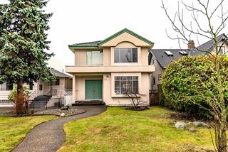 Photo 1: 916 PARK Drive in Vancouver: Marpole House for sale (Vancouver West)  : MLS®# R2263256