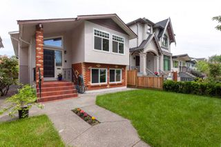 Photo 1: 6138 ST. CATHERINES Street in Vancouver: Fraser VE House for sale (Vancouver East)  : MLS®# R2273169