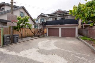 Photo 26: 6138 ST. CATHERINES Street in Vancouver: Fraser VE House for sale (Vancouver East)  : MLS®# R2273169
