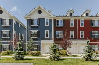Main Photo: 93 8315 180 Avenue in Edmonton: Zone 28 Townhouse for sale : MLS®# E4120540