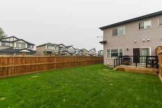 Photo 29: 20757 99A Avenue in Edmonton: Zone 58 House Half Duplex for sale : MLS®# E4125856