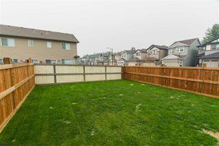 Photo 28: 20757 99A Avenue in Edmonton: Zone 58 House Half Duplex for sale : MLS®# E4125856