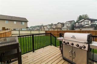 Photo 27: 20757 99A Avenue in Edmonton: Zone 58 House Half Duplex for sale : MLS®# E4125856