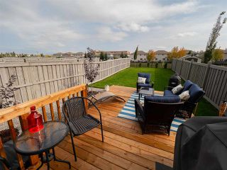 Main Photo: 1429 MCMILLIAN Way in Edmonton: Zone 55 House Half Duplex for sale : MLS®# E4130839