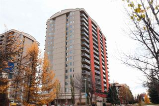 Main Photo: 1207 10909 103 Avenue in Edmonton: Zone 12 Condo for sale : MLS®# E4132646