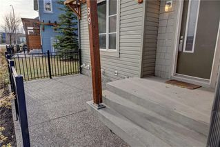 Photo 3: 89 CHAPALINA Square SE in Calgary: Chaparral Row/Townhouse for sale : MLS®# C4214901