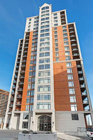 Main Photo: 9020 JASPER Avenue in Edmonton: Zone 13 Condo for sale : MLS®# E4136417