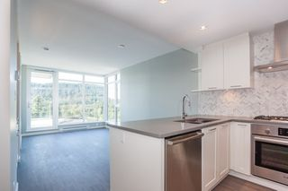 "Photo 3: 2503 520 COMO LAKE Avenue in Coquitlam: Coquitlam West Condo for sale in ""THE CROWN"" : MLS®# R2328043"
