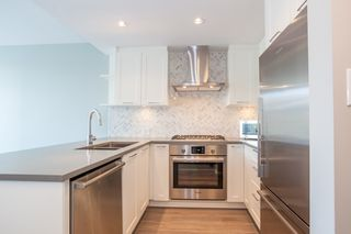 "Photo 2: 2503 520 COMO LAKE Avenue in Coquitlam: Coquitlam West Condo for sale in ""THE CROWN"" : MLS®# R2328043"