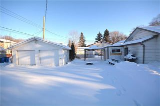 Photo 18: 235 Oakview Avenue in Winnipeg: East Kildonan Residential for sale (3D)  : MLS®# 1902137