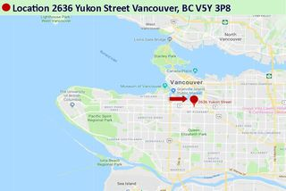 Photo 20: 2636 YUKON Street in Vancouver: Mount Pleasant VW Multi-Family Commercial for sale (Vancouver West)  : MLS®# C8023684