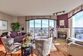 "Photo 4: 1805 739 PRINCESS Street in New Westminster: Uptown NW Condo for sale in ""BERKLEY PLACE"" : MLS®# R2343859"