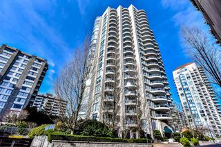 "Photo 2: 1805 739 PRINCESS Street in New Westminster: Uptown NW Condo for sale in ""BERKLEY PLACE"" : MLS®# R2343859"