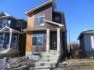 Main Photo: 9212 124A Avenue in Edmonton: Zone 05 House for sale : MLS®# E4147493