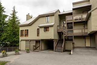"Main Photo: 10 6125 EAGLE Drive in Whistler: Whistler Cay Heights Townhouse for sale in ""Smoketree"" : MLS®# R2360987"