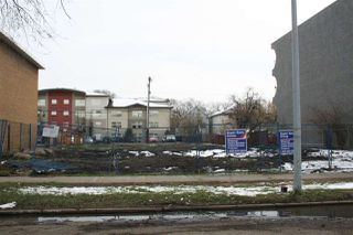 Main Photo: 10721 104 Street in Edmonton: Zone 08 Vacant Lot for sale : MLS®# E4154606
