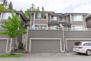 Photo 2: 37 181 RAVINE Drive in Port Moody: Heritage Mountain Townhouse for sale : MLS®# R2371648