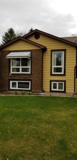Photo 20: 21 GARETH Place: St. Albert House Half Duplex for sale : MLS®# E4158445