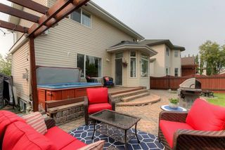 Photo 28: 8 Dunfield Crescent: St. Albert House for sale : MLS®# E4159088